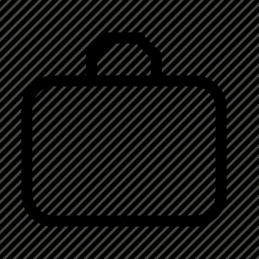 baggage, briefcase, case, suitcase icon