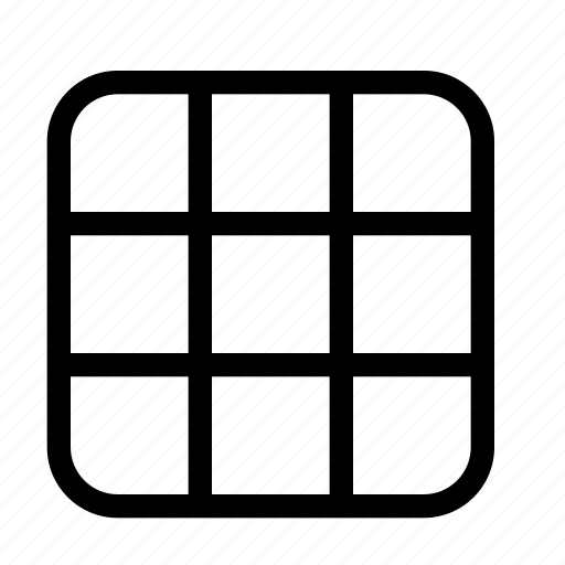 grid, snap, tight icon