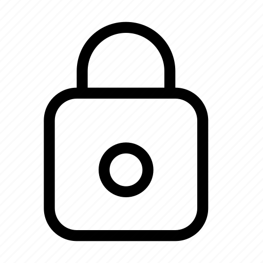 lock, padlock, privacy, safety, security icon
