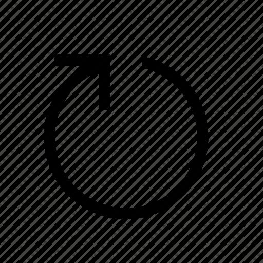 redo, refresh, reload, repeat, retry, sync icon
