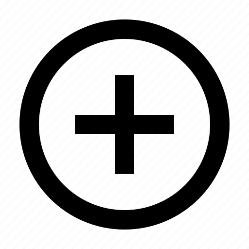 action, add, circle, create, new, plus icon