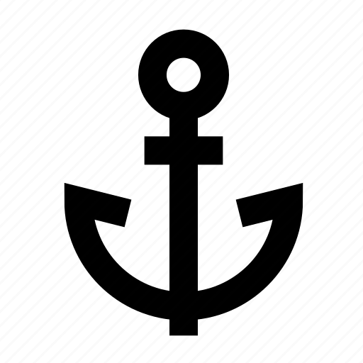 anchor, boat, marine, nautical, sea, ship, yatch icon