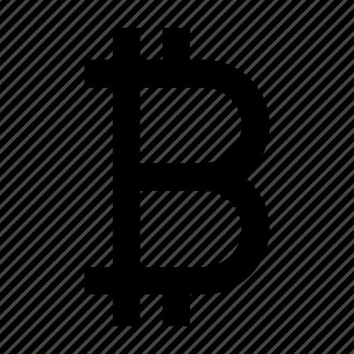 bitcoin, crypto, currency, money, virtual icon
