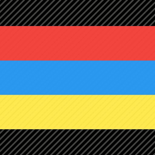 armenia, country, flag, nation, world icon