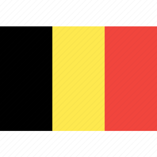 belgium, country, flag, nation, world icon