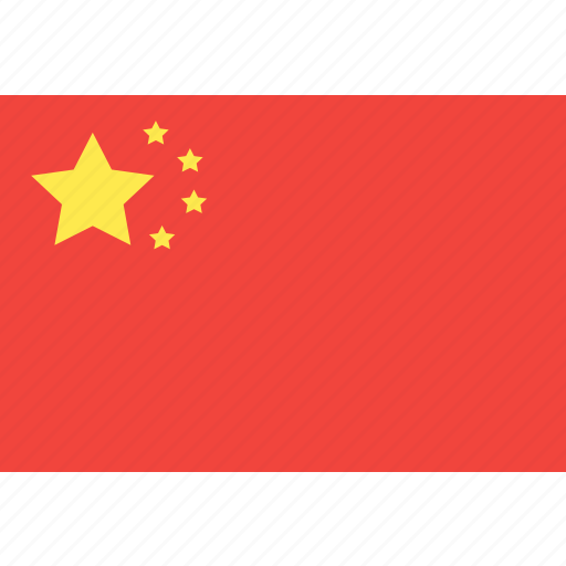 china, country, flag, nation, world icon