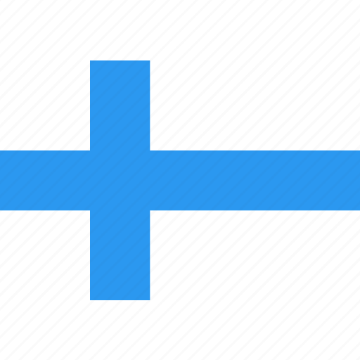 country, finland, flag, nation, world icon