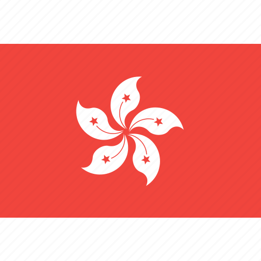 country, flag, hongkong, nation, world icon