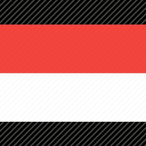 country, flag, monaco, nation, world icon