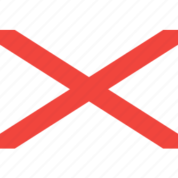 country, flag, ireland, nation, northern, world icon
