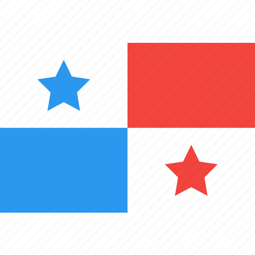 country, flag, nation, panama, world icon