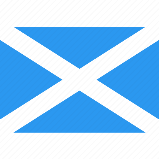 country, flag, nation, scotland, world icon
