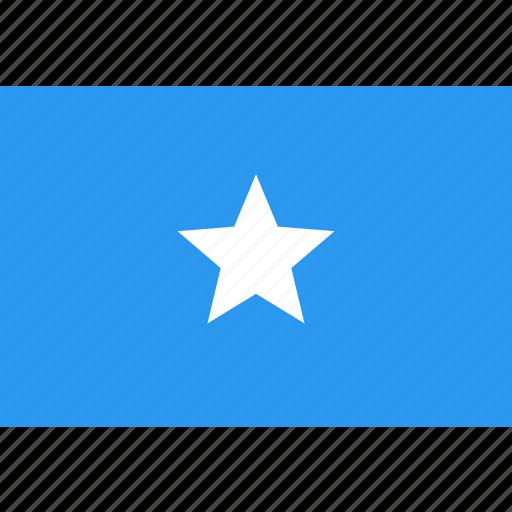 country, flag, nation, somalia, world icon