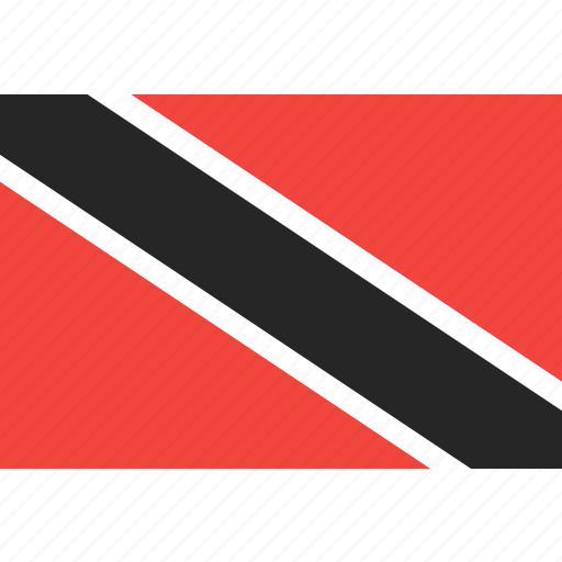 and, country, flag, nation, tobago, trinidad, world icon
