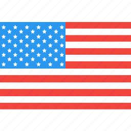 america, country, flag, states, united, us, world icon