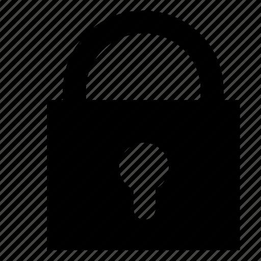lock, locked, padlock, safety, unlock icon