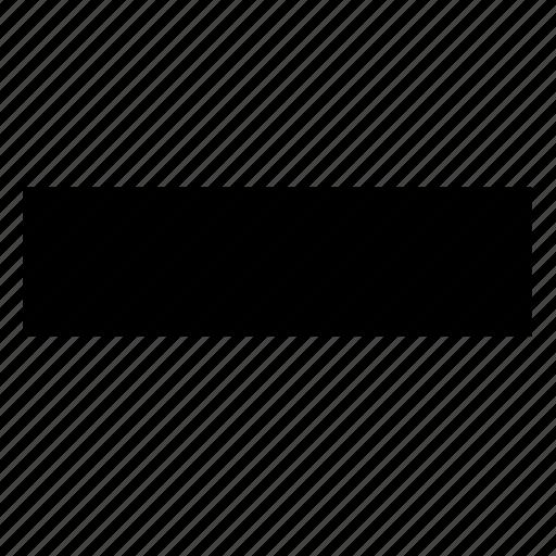 cancel, close, minus, remote, remove icon