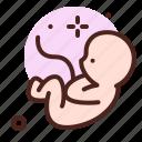 fetus, mother, pregnancy, baby