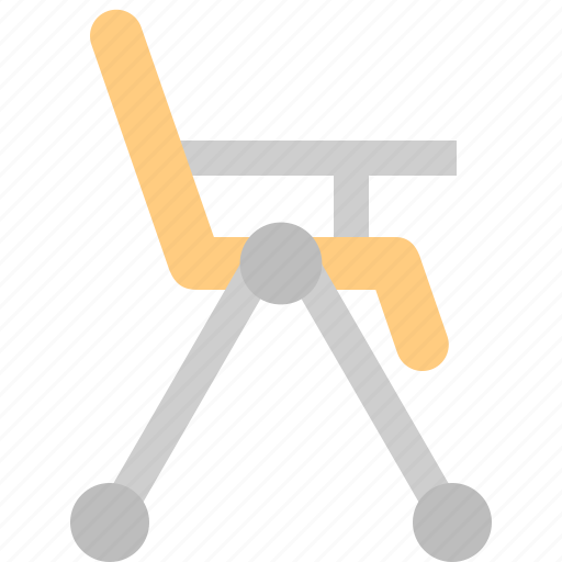 Baby chair, baby furniture, chair, feeding chair, high chair icon - Download on Iconfinder