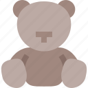 bear, child, kids, plush, teddy, toy