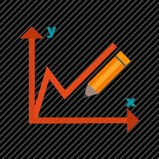 bar, data, economic, graph, growth, maths, statistics icon