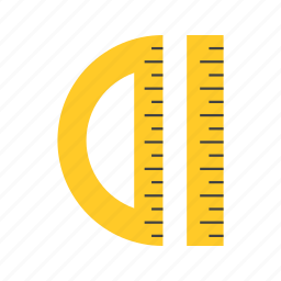 compass, drawing, geometry, mathematical, ruler, set, tools icon
