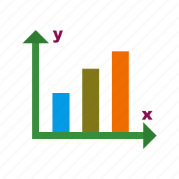 business, chart, graph, growth, pie, profit, statistics icon