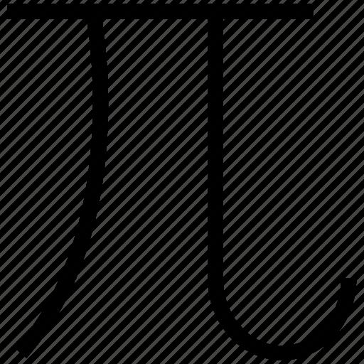 greek alphabet, greek alphabet letter, greek letter name, greek symbol, lower case, pi icon