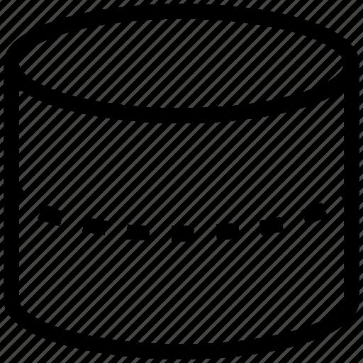 cylinder, cylinder shape, math shape, shape, solid geometry icon