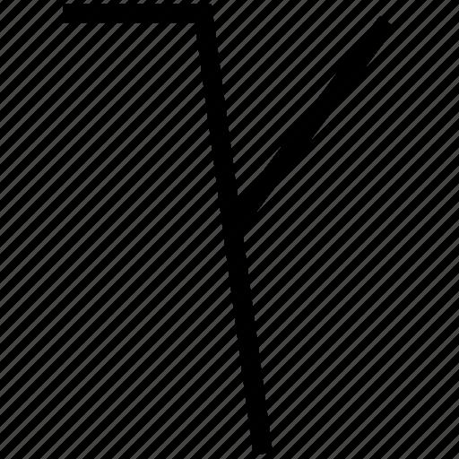 gamma, greek alphabet, greek symbol, lower case, math icon