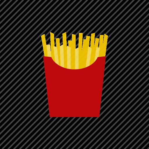 fast, food, french fries, mc donalds, menu, potato icon