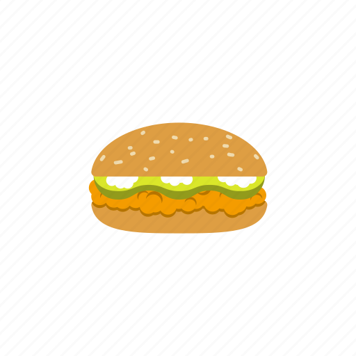 cheese, fast, food, hamburger, mc donalds, meat, menu, vegetable icon