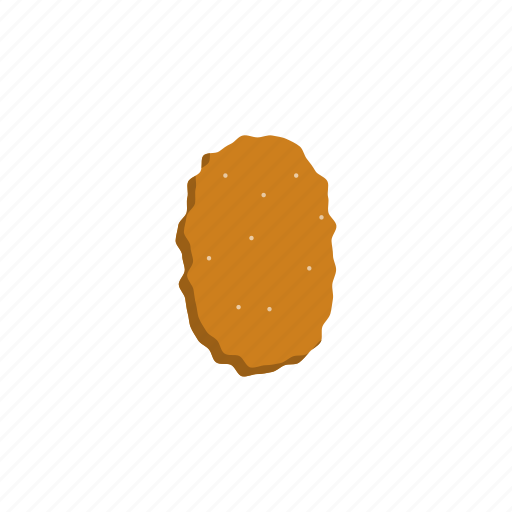chicken, fast, food, mc donalds, meal, menu, nugget icon