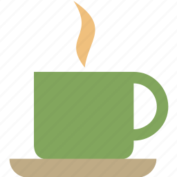 coffee, cup, food, meal, tea icon