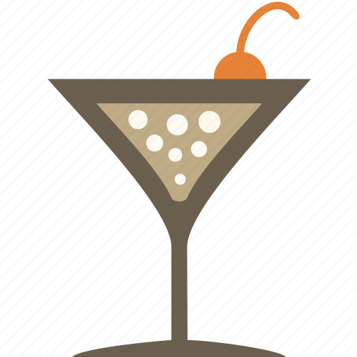 alcohol, cocktail, food, meal icon