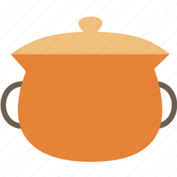 casserole, food, meal, soup icon