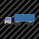 transportation, truck, transport, delivery, travel