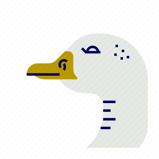 cooking, food, gastronomy, goose icon
