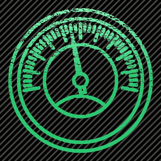 dashboard, gauge, indicator, mechanic, performance, speed, speedometer icon
