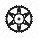 cog, cogwheel, configuration, element, equipment, fix, tool icon