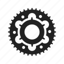 cog, cogwheel, configuration, element, equipment, fix, mechanism, objects, repair, settings, system, tool icon