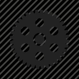 cog, cogwheel, configuration, control, element, fix, gear, mechanism, objects, repair, setting, settings, shape, system, technical, tool, tools, wheel icon