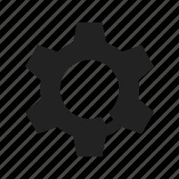 cog, configuration, customize, development, gear icon
