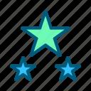 award, champion, medal, sports, star, trophy, winner icon