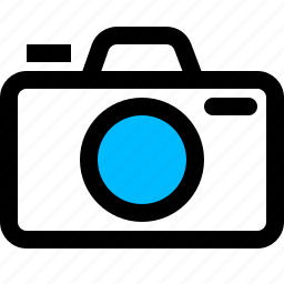 camera, digital, photograph icon