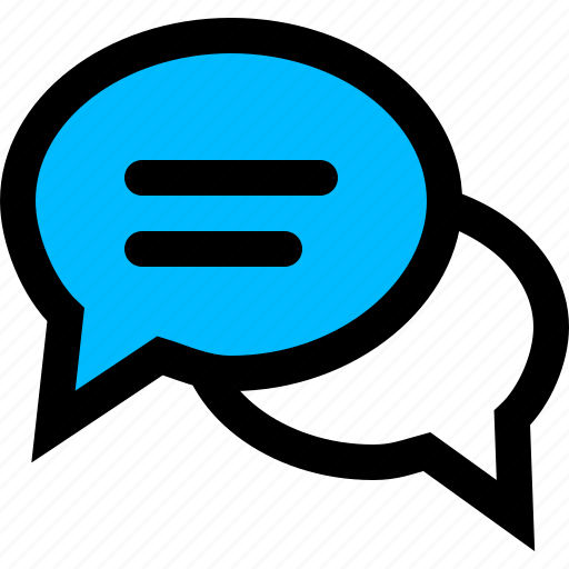 chat, communication, conversation icon