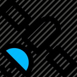 communication, gps, satellite icon