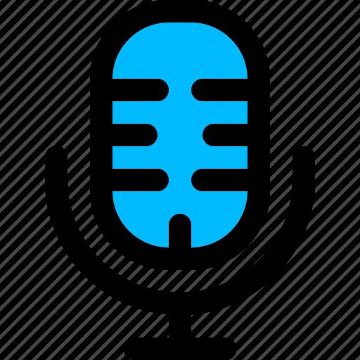microphone, speech, voice icon