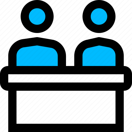 communication, media, news, reader icon