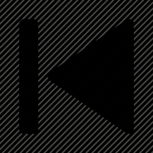 controls, media, player, previous, watchkit icon